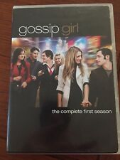 Gossip Girl Complete Season 1 R1 DVD 5xDisc's  Used But Like New See The Photos