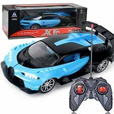 Kids Remoto RC Auto Giocattolo Regalo Bugatti Vision GT + BATTERIA RICARICABILE
