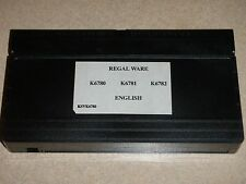Regal Ware Bread Machine Instructional Video (ONLY) VHS K6780 K6781 K6782 (BMPF)