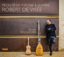 Pieces Pour Theorbe & Guitar - Visee / Latorre (2018, CD NEUF)