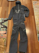 Under Armour Gore-Tex Pro Nimbus Jacket and Bibs size Small - Used 5 Times