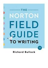The Norton Field Guide To Writing Fifth Edition (READ DESCRIPTION)