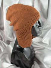 Knitting instructions-not il hat-simple TRAPPER Slouch Cappello knitting pattern
