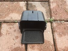 97-03 Pontiac Grand Prix Oem Dashboard Storage Compartment And Mat Graphite