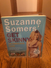 Suzanne Somers' Get Skinny on Fabulous Food by Somers, Suzanne