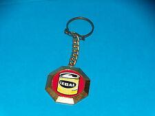 Schlüsselanhänger - Kaffee Legal - Rot - Metall - Annees 1960