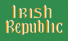 IRISH REPUBLIC 1916 FLAG - 5 X 3FT - IRISH REPUBLICAN EASTER RISING REBEL EIRE