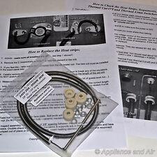 UNIVERSAL ELECTRIC HEATING ELEMENT KIT Restring FURNACE 5KW 240V #24501 + instr.