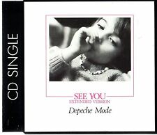 Depeche Mode - See You : Extended version - MAXI CD 1982/1988