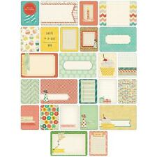 Project Life Themed Cards 60/pkg ~ Celebrate