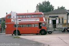 London Transport RT2327 Mill Hill East Station 12th July 1978 Bus Photo B