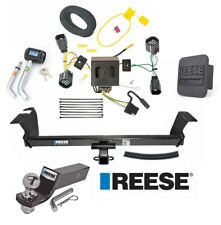 Reese Trailer Hitch For 11-20 Dodge Caravan Chrysler Town Country RAM Wiring