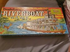 Disney Disneyland Riverboat Game Vintage Style Collectible Nostalgia Sealed