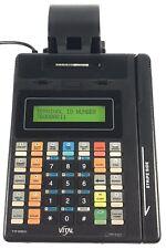 Hypercom Vital Credit Card Terminal & Card Reader w/ Power Supply - T7Plus Rre01