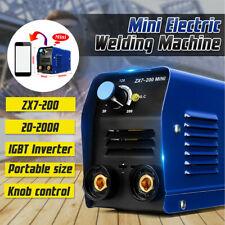 20A-200A Mini IGBT ARC MMA Inverter Schweißgerät Elektrodenschweißgerät E-Hand