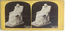 Statue Napoléon Exposition universelle de Paris 1900 Photo Stereo Vintage