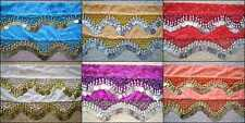Wholesale 50 Handmade Belly Dance Hip Scarf BellyDance Coin Belts..PETITE STYLE