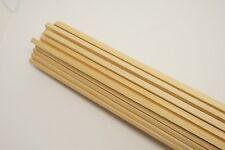 Listelli in legno di tiglio 6x6mm lunghezza 1m (50pz) modellismo
