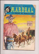 Foreign Language Comic - French Marshal - Mensuel le Sherif de Dodge City GD-