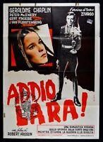 M217 Manifesto 2F Despedida Lara Hossein Chaplin Dottor Zivago Furstenberg