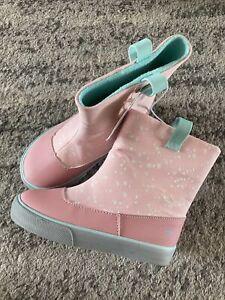 Toddler Girls' See Kai Run Basics Ripley Fashion Boots Pink - SIZE 10