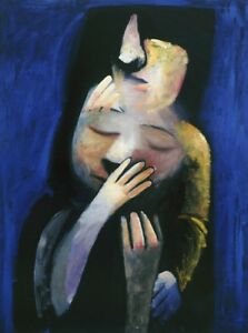Charles BLACKMAN - 'The Drama' - LIMITED EDITION PIGMENT PRINT - COLLECTABLE ART