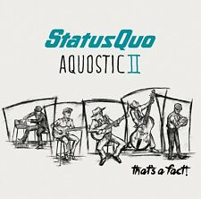 Status Quo - Aquostic II (Deluxe) (NEW 2 x CD)