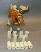 """1/8"""" x 3/4"""" Ceramic Spacers Lot of 12"""
