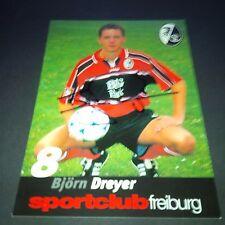 Björn Dreyer sc friburgo firmado 10 x 15 autografiada tarjeta!