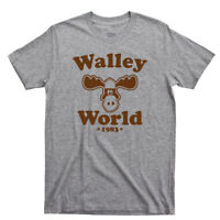 Griswold Vacation Wally World T Shirt Chevy Chase John Hughes 80s Movies DVD Tee