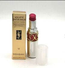 Yves Saint Laurent Volupte Tint In Balm Shade 12 Hot Pink Fuchsia TsT Full size