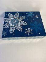 Hallmark Christmas Cards PREMIUM Handmade Assortment 24 PC NEW Fancy Box