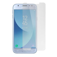 For Samsung Galaxy J7 Star Clear Tempered Glass Shatterproof Screen Protector