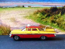 Corgi Toys 480 Chevrolet Impala Taxi