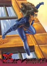 SHADOWCAT / X-Men Fleer Ultra 1995 BASE Trading Card #68