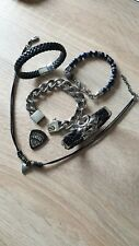 Diesel & Guess & Save.Brave& Fossil Armband&Schmuck