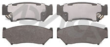 Disc Brake Pad Set-Ultra-premium Oe Replacement Front ADVICS AD0556