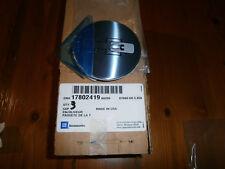HUMMER H3 WHEEL CENTRE CAP 84mm NEW GENUINE 17802419