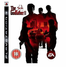 The Godfather II (2) for Sony PlayStation 3, PS3, 2009 - Complete PAL *VGC*