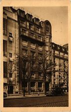 CPA Paris 14e PARIS, Boulevard Raspail (310874)