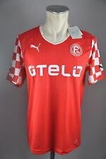 Fortuna Düsseldorf Trikot Neu Gr. XL Puma Herren Jersey Home F95 Shirt rot
