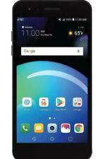 LG Phoenix 4 LMX210AP 4G LTE AT&T Desbloqueado GSM Teléfono mundial-Gris