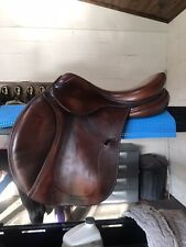 Antares Jumping Saddle 16.5 Great Condition! 2011