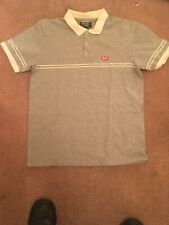 abercrombie and fitch polo mens shirt sz m