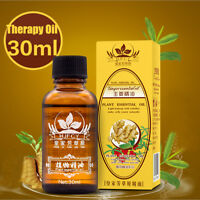 100% Natural Plant Therapy Lymphatic Drainage Ginger Oil 30ml Hot Deal