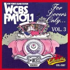 For Lovers Only: WCBS New York, Vol. 3 by Various Artists (CD)