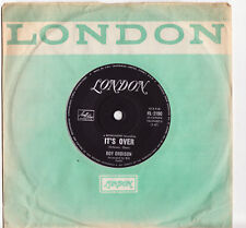 "ROY ORBISON - IT'S OVER Very rare 1964 Aussie 7"" COUNTRY/POP Single Release!"