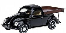 Volkswagen Pickup Truck in Black by Schuco in 1:43 Scale