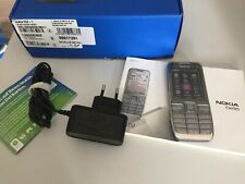 Nokia  E52 - Metal Grey (Ohne Simlock) 100% Original !!