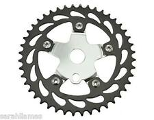 Sprocket 913 44t 1/2 X1/8 Black Chrome Chainring BMX Cruise Urban Bicycle 137860